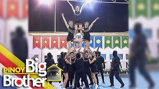 PBB 7 Day 188: Dream Team Cheering Squad Full Performance
