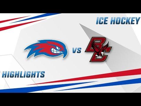 Ice Hockey: UMass Lowell vs. Boston College