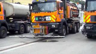Asfinag Saugspülwagen