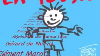 Trop stylée la poésie, les 50 plus beaux poémes de la langue française