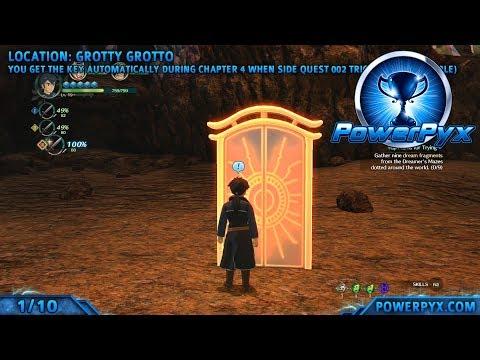 Ni No Kuni 2 - All Dreamer's Doors Locations + Secret 10th Dreamer Maze (Dream Big Trophy Guide)