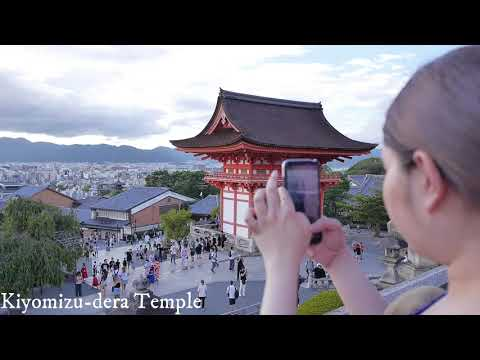 Kyoto Attractions Visit on Japan Trip
