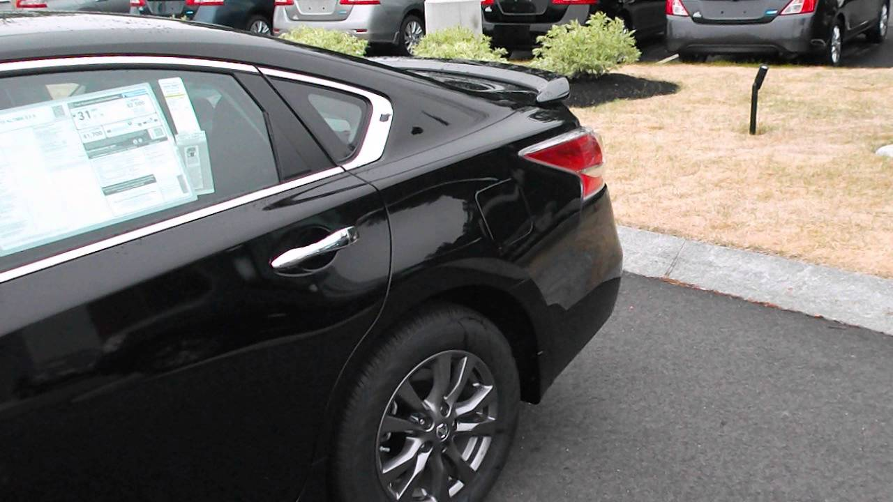 2015 Nissan Altima S Sport Edition Youtube