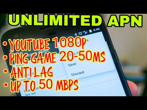 UNLIMITED INTERNET APN!! ALLNETWORK! 4G & 5G | WIFI SUPPORT!