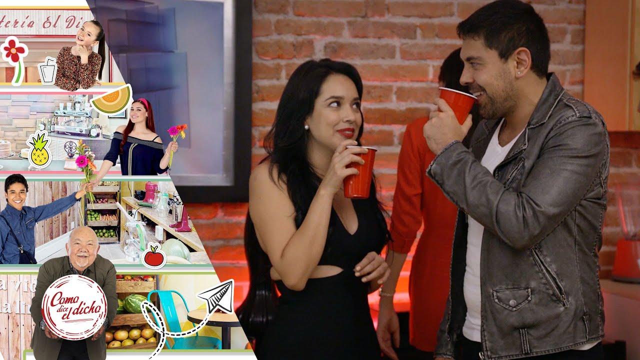 Giovanni se aprovecha de la inocencia de Laura | Dame que elegir... | Como dice el dicho