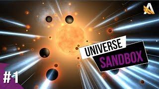Betelgeza zamiast Słońca i Tesla w Kosmosie - Universe Sandbox 2 #01
