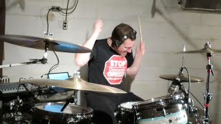 Anti-Flag - Turncoat - (Drum Cover) - Matt Wilson