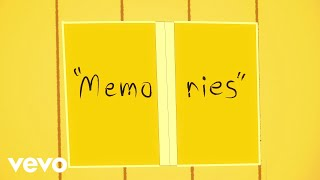 Maroon 5 - Memories  Lyric Video
