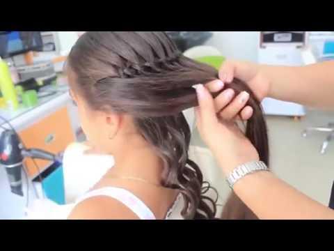 Peinados Para Primera Comunión  Peinados Para Grados  Stylish Hairstyle 2016