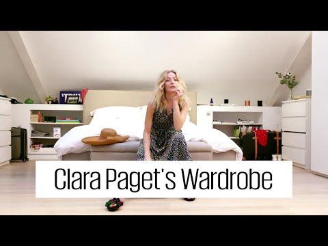 Inside Clara Paget's wardrobe with LabelMix