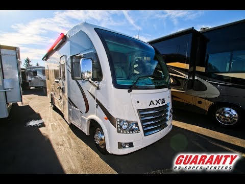 2018-thor-axis-25.2-class-a-motorhome-video-tour-•-guaranty.com