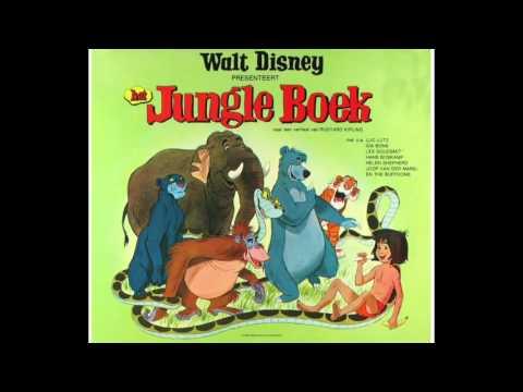Jungle Boek Luisterverhaal 1969 LP A