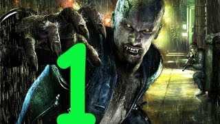 Vampire Rain Walkthrough - Rain - Rank S And All The Collectibles