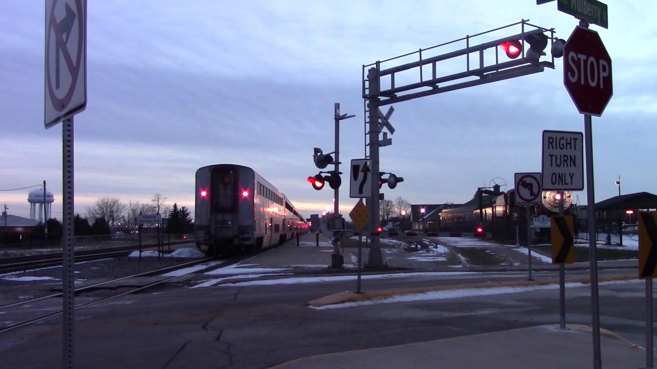Amtrak 816 West Galesburg, IL