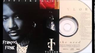 "James ""JT"" Taylor - Long Hot Summer Night (1991)"