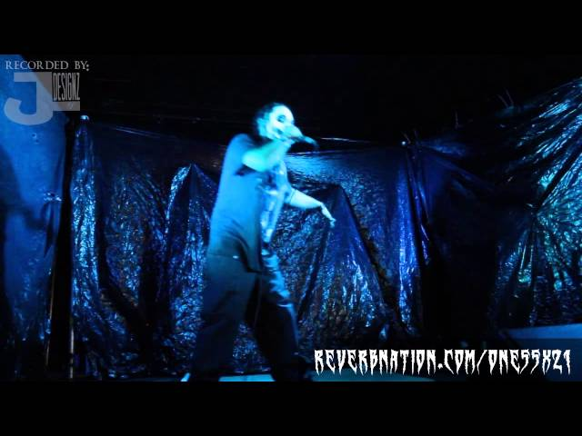 "The Chosen One Performing ""Gutta Niggas"" Live"