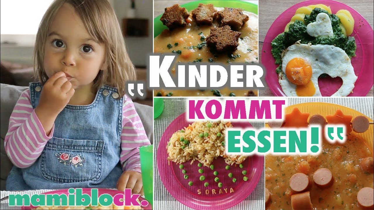 Mittagessen Für Kinder Einfach Gesund Lecker Mamiblock