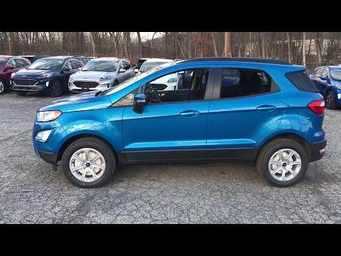 2020 Ford EcoSport Newburgh, New Windsor, Middletown, Marlboro, Beacon, NY 5115