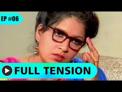 Full Tension - Episode #6 - Law And Order - Jaspal Bhatti Shows - Best 90s TV show