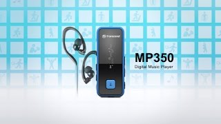 MP3 Player Workout Fitness MP350