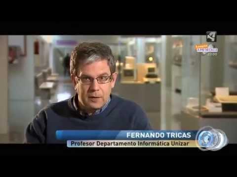 """Aragón TV Objetivo. Intervención reportaje sobre privacidad en internet: """"Mi huella digital"""""""