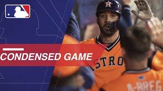 Condensed Game: HOU@LAA - 8/25/18