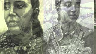 "Ethiopian Poet Tigist Mamo "" Eigna"" Poetry with Traditional Music"