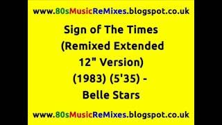 Sign of The Times (Remixed Extended 12