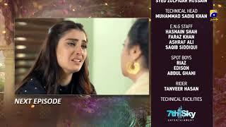 Meherposh - Episode 27 Teaser - 25th September 2020 - @HAR PAL GEO