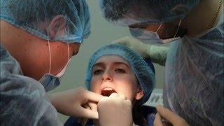 Установка внутрикостного импланта(Стоматология доктора Легейда Установка внутрикостного импланта с одномоментной постановкой формировател..., 2016-04-11T08:55:48.000Z)