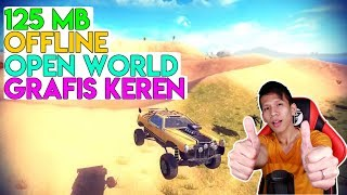 Serius Cuman 125MB ? - Game Open World OFFLINE + Grafis Keren Padahal Loh ! !