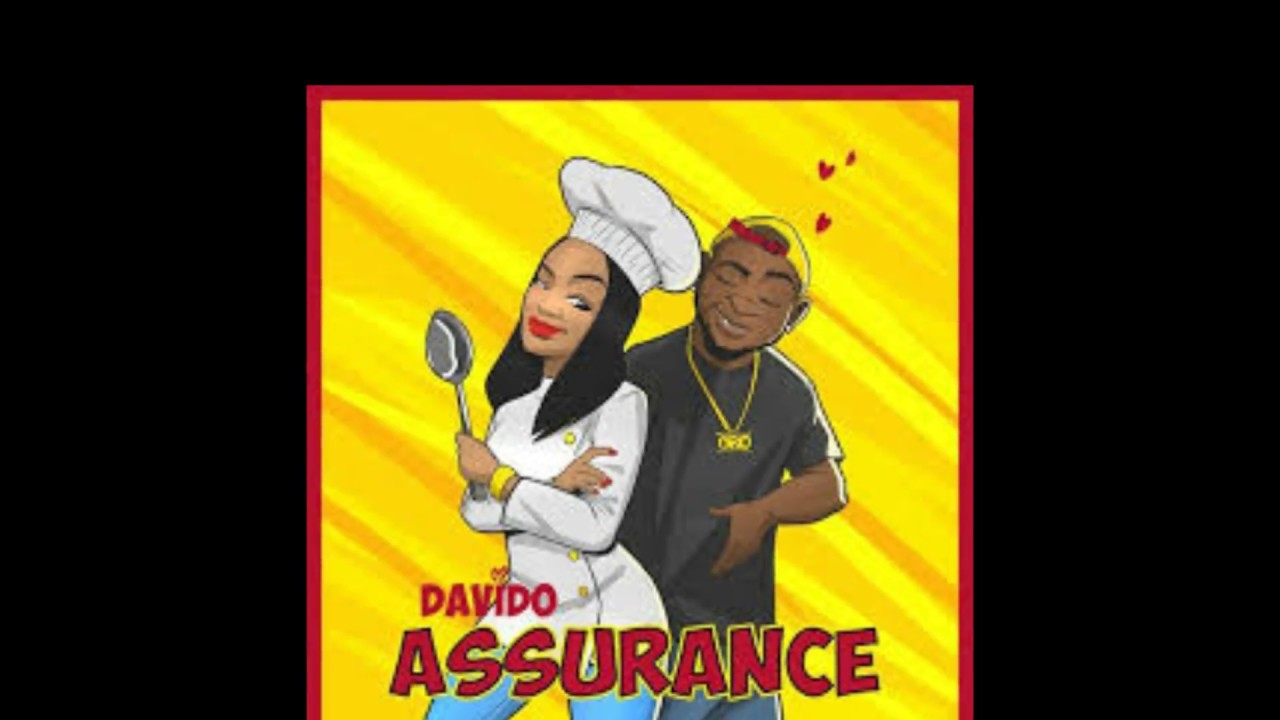 musique de davido assurance