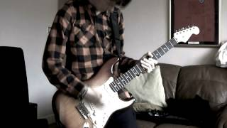 Red Hot Chili Peppers - Subway to Venus Guitar Cover (HD)