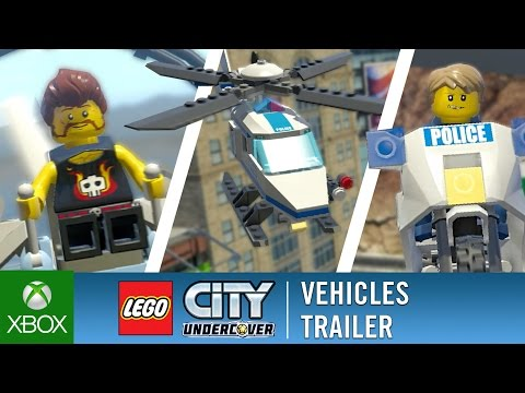 LEGO City Undercover | Vehicles Trailer