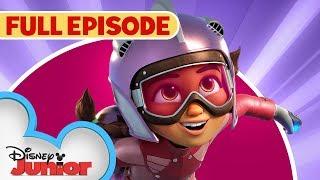 Carnival Caper / Songbird Soars Again   Full Episode   The Rocketeer   Disney Junior