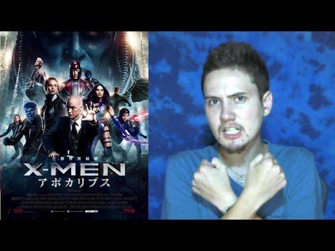 映画X-MEN:アポカリプスレビュー