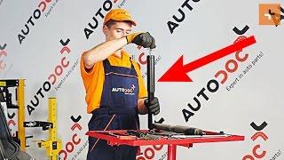 Comment remplacer des amortisseurs arrière sur une OPEL CORSA C TUTORIEL | AUTODOC