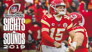 Sights & Sounds fŗom Divisional Playoff | Chiefs vs. Texans