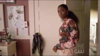 Black Lightning 1x09/Anissa tells Jennifer she has powers and their father Black Lightning