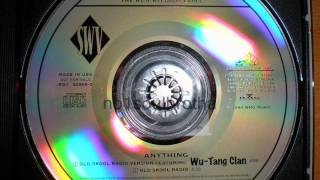 "SWV ft. Wu-Tang Clan ""Anything"" (Old Skool Radio Version)"