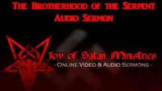 Joy of Satan: Brotherhood of the Serpent - High Priestess Maxine Dietrich Sermon