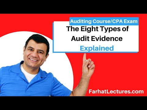 Audit evidence CPA exam AUD auditing and attestation default