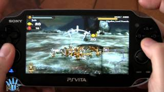 Army Corps of Hell on PS Vita Gameplay Video
