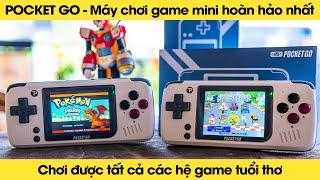 POCKET GO: Máy chơi game cầm tay