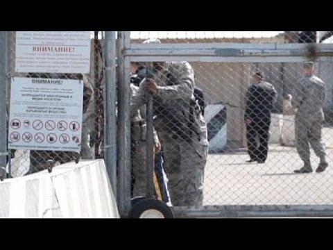 US Returns Manas Airbase To Kyrgyzstan