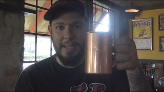 Saltgrass Steakhouse Moonshine Mule Review - WE Shorts