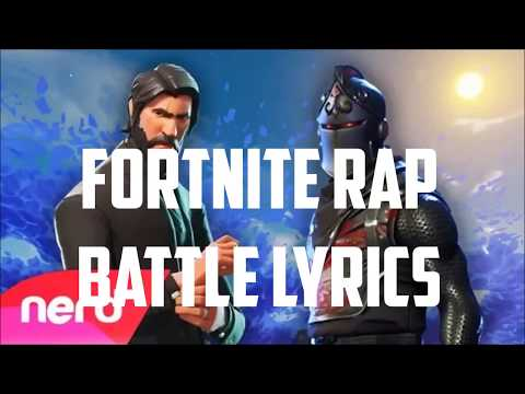 Fortnite Rap Battle Lyrics!!