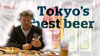 Tokyo beer guide: Dylan Cleaver's Japan Rugby World Cup