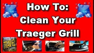How To Clean Your Traeger Grill Made Easy | Traeger Grill Care | #traegergrill