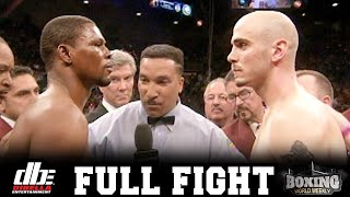 KELLY PAVLIK vs. JERMAIN TAYLOR II | FULL FIGHT | BOXING WORLD WEEKLY